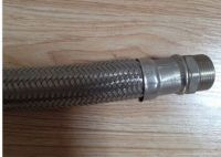 24 Dia Pump Hose with Stainless Steel Braided