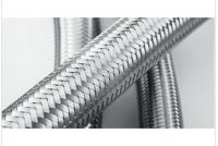 Flexible Hose with Stainless Steel Braided Large Bore