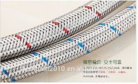 Red Blue Wire Flexible Water Hose