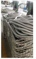 braided cable sleeving stainless steel