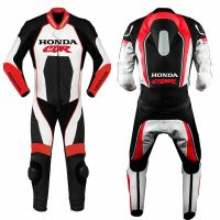 Motorcycle Racing Leather Suit