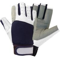 High Quality Latest Yachting Gloves | Short Finger Sailing Gloves