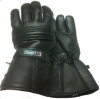 New Winter Latest Motorcycle Biker Ski Leather Gloves
