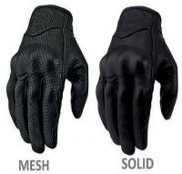 Motorcycle Leather Gloves For Men