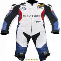 Motorcycle Racing Leather Suit For Men