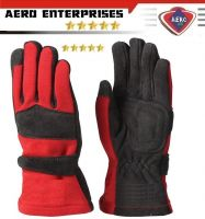 High Quality Car Racing Karting Nomex Gloves
