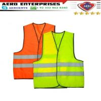 Custom Traffic Work High Visibility Security EN20471 Reflective Road Vests