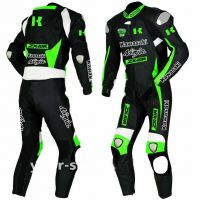 Brand Custom Motorcycle Racing Leather Suit