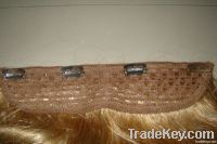 Higher quality Clips in hair extension
