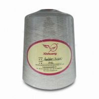 Mercerized Melange Yarn, Various Colors are Available