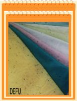 Viscose/polyster knitting fabric