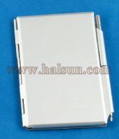Portable aluminum notebook