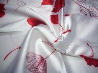 stretch polyester satin fabric