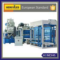 Solid Block Making Machine, Multi-Function Hydraulic Automatic Brick Making Machine