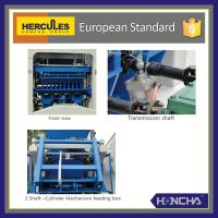 HONCHA QT9-15 Semi-Automatic Block Machine/Brick Making/Hollow Block Making Machine Line for producing pavers