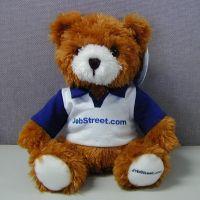 Plush Bear,Plush Animals/ Cotton toys/ Nylon toys, Embroidery toys, soft plush toys