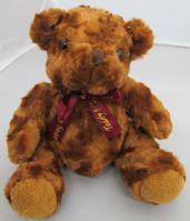 Rose Plush Teddy Bear