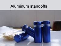 standoffs for crystal light box