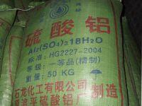 Refine Aluminium Sulphate