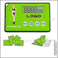 Card Pedometer, Step Counter