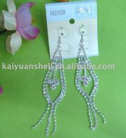 fashion dimond earrings