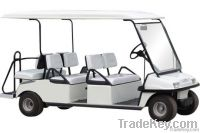 6 seater of electric golf cars