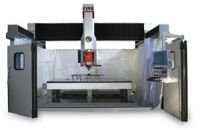 Helios Five. 5 axis CNC work centre for stone