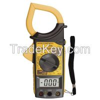 Full range protection digital clamp meter with grip