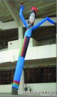 Festival air dancer for advertisng