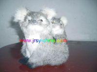 Handmade Fur Animal