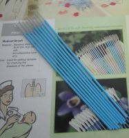 cytology brush medical brush cervical brush