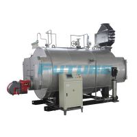 China Horizontal Oil, Gas Fired Steam Boiler