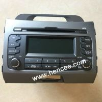 Original car radio for KIA sportage R 2008~2012