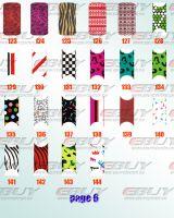 supply nail wraps