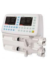 programmable dual syringe pump