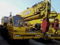 Original KATO NK250E-III 25T truck crane