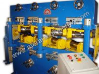 Tube Rod Profile Section Straightening Machine