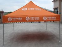 Folding Tent With Prinitng