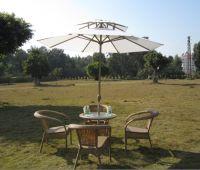 Garden hanging umbrella