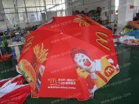 "Beach Umbrella for Advertisement(40""x6k)"