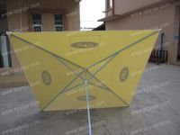 Square umbrella