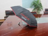 folding umbrella with logo
