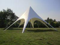 china supplier hot sales diameter 16m sun shade star tent