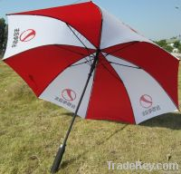 Printed umbrella for promotions