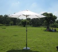 Outdoor promotional umbrella