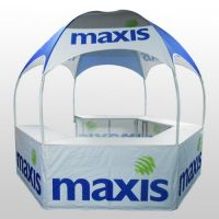 3m hexagon dome canopy tent for promotion