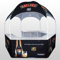 display dome marquee tent