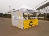 10  x10' outdoor advertising folding tents for sale