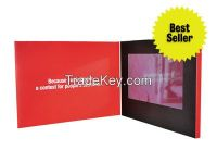 7-inch Touch Screen LCD Video Brochure