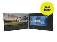 Video Brochure Advertising Player (10.1-inch)